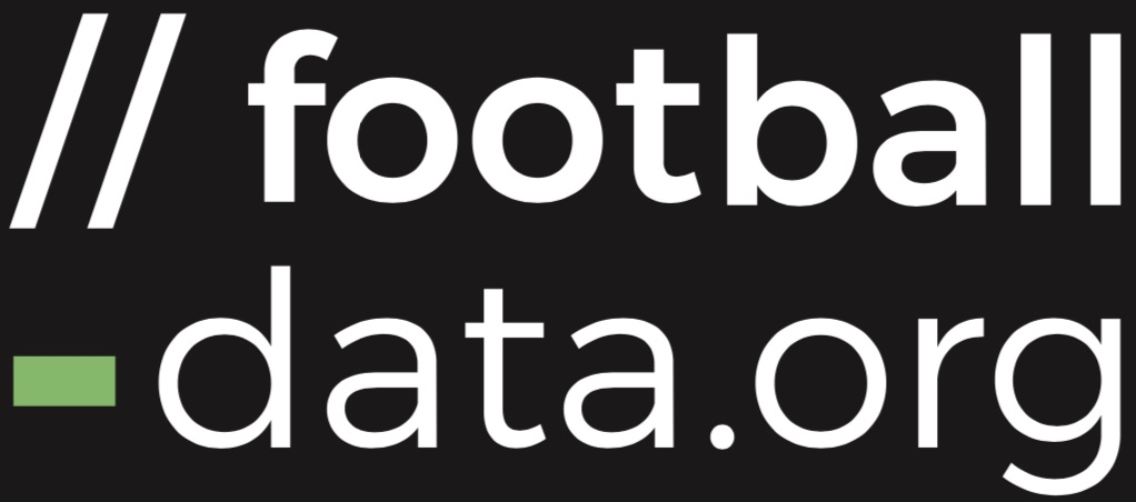 football-data org - ur src for machine readable football data